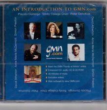 (EV159) An Introduction to GMN.com - 1999 sealed CD
