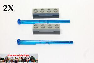 2x Lego ® 15301c01/15303 Canon Spring Shooter Avec Flèche Transparent Bleu Nouveau-afficher Le Titre D'origine Zcwnhyxg-07171006-331737191