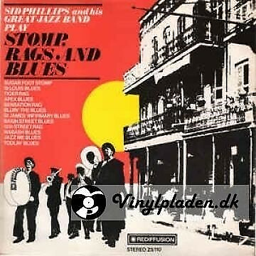 LP, Vinyl/LP: Sid Phillips And His Great Jazz..., Sid…