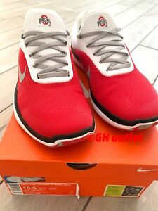 Details about Nike Free Trainer V7 Week Zero Ohio State Buckeyes OSU AA0881 605 DS Sz 10.5