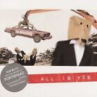All Is Yes by Get the Blessing (CD, Feb-2008, Cake Records)