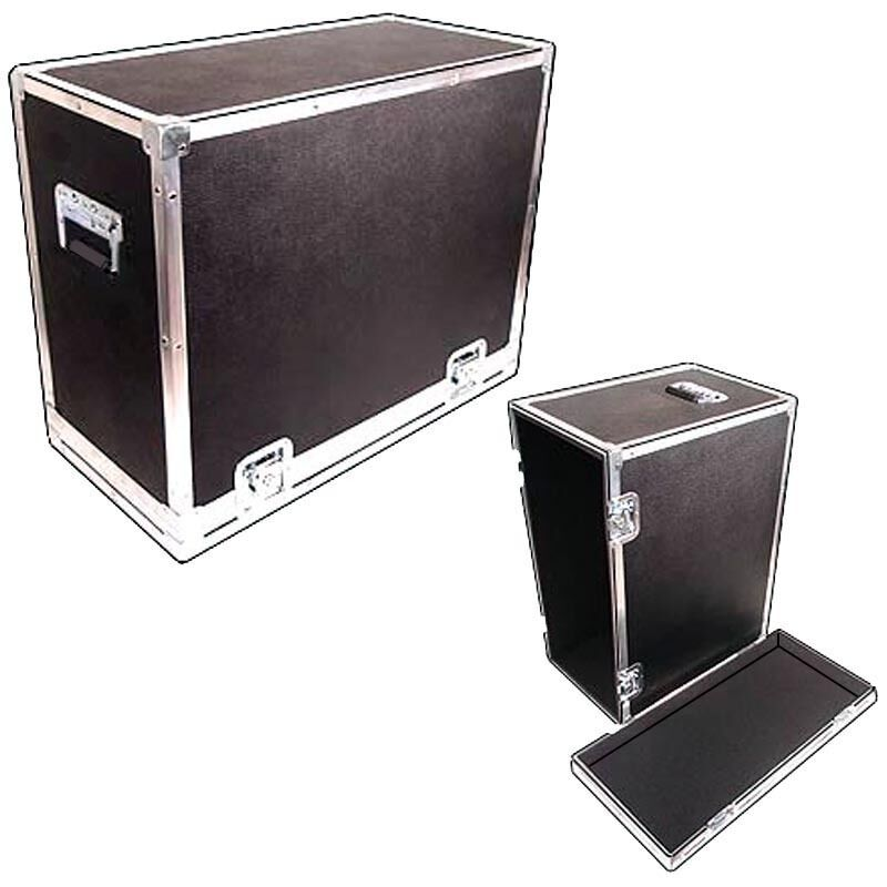 Light Duty ATA Case For BOGNER SHIVA 112 210 Combo Amp-ID 25x11x23.25