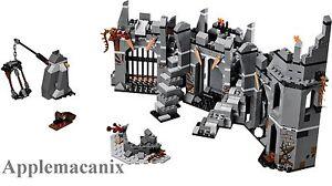 NEW-LEGO-The-Hobbit-79014-Dol-Guldur-Battle-Set-and-manual-NO-MINIFIGURES