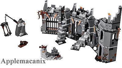 *NO MINIFIGURES* NEW LEGO The Hobbit 79014 Dol Guldur Battle Set and manual