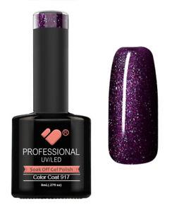 917-VB-Line-Purple-Passion-Metallic-UV-LED-soak-off-gel-nail-polish