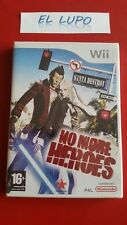 NO MORE HEROES WII NINTENDO NEUF SOUS BLISTER VERSION FRANCAISE