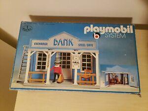 Western Bank 6478 Playmobil Add-On Series