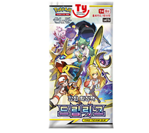 8Pcs-Sun-amp-Moon-Pokemon-Card-Dream-League-Game-Toys-Korean-Hobbies-Vsh2