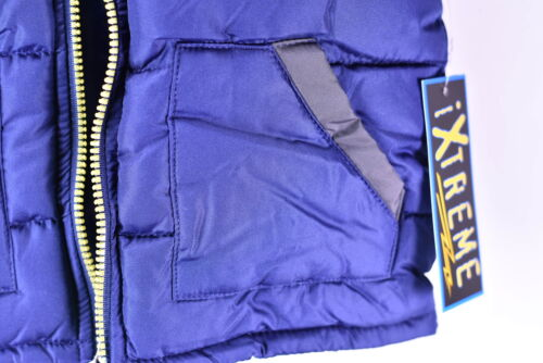 iXtreme Toddler Boys/' Colorblock Winter Snow Vest Puffer NAVY