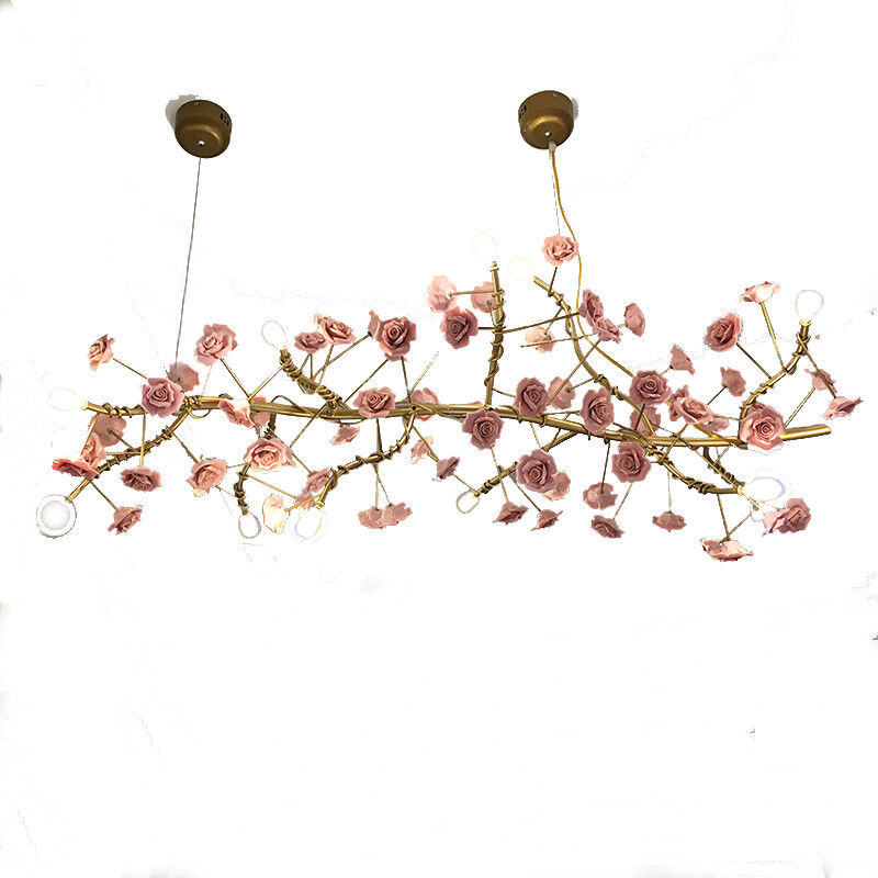 LED Chandelier Modern Ceramics Bedroom Ceiling Lamp Fixtures Pendant Lighting Lighting Lighting c13016