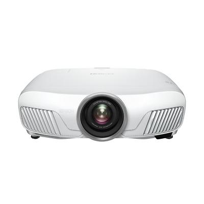 Epson EH-TW7400 4K Enhanced 2400 Lumens Home Cinema Projector - White