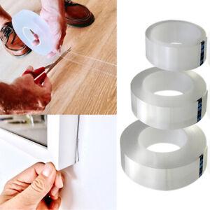 Magic-Double-sided-Tape-Traceless-Washable-Adhesive-Tape-Nano-Invisible-Tape