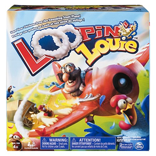 Loopin Louie Interactive Family Board Game For Kids Ages 4 And Up For Sale Online Ebay