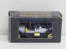Oldtimer Limousine in hellblau, OVP, Readers Digest, 1:64, Länge 6 cm
