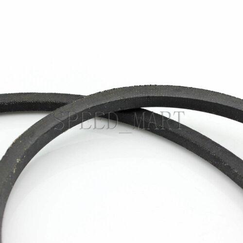 5PCS O Type Belt Black Rubber Vee V Belt for V Pulley Principal Axis Motor