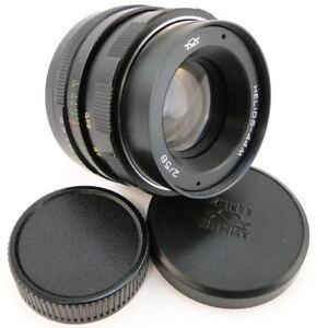 SERVICED-HELIOS-44m-Lens-Adapt-Fuji-X-Mount-FX-X-Pro-1-2-X-T-T2-T3-T20-T100