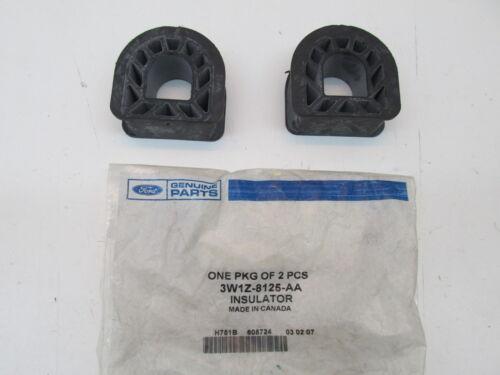 2003-2011 Ford Lincoln Mercury OEM Upper Radiator Insulator 2 Pack 3W1Z-8125-AA
