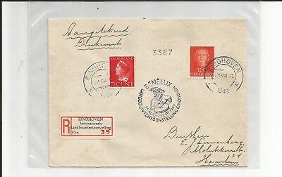 Europa Union / 23.viii.1949 Eindhoven Benelux Landbouwtentoonstelling 23. Aug –
