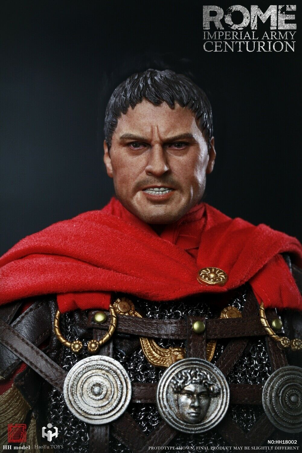 HH Model&HaoYuTOYS HH18002 1 6 Imperial Imperial Imperial Army Centurion Action Figure Collection 1880fc