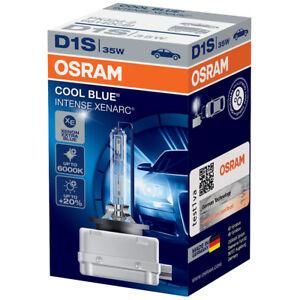 D1S-Osram-XENARC-Cool-Blue-Intense-6000K-Bombilla-Luz-Xenon-HID-Coche-SINGLE