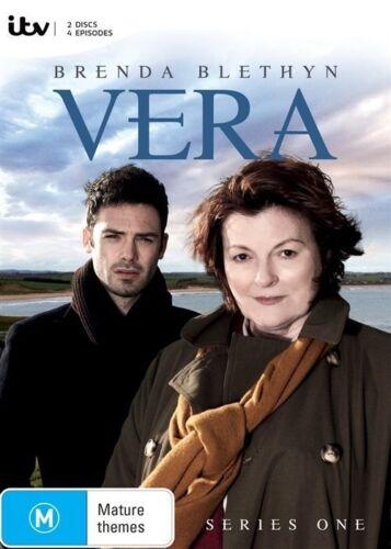 1 of 1 - Vera : Series 1 (DVD, 2016, 2-Disc Set)