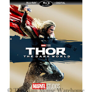Details about Thor 2 The Dark World Blu-ray & Digital Copy Norse Gods Epic  Intergalactic War