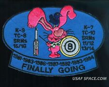 TITAN IV B K-7 FINALLY GOING NRO Mission USAF CLASSIFIED SATELLITE Launch PATCH