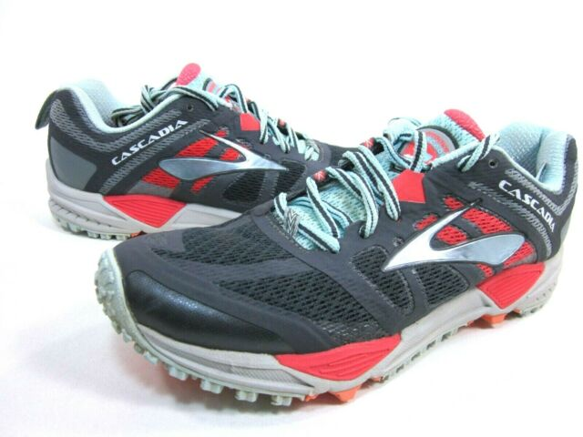 86640226f0f Womens Brooks CASCADIA 11 Mesh Cushioned Trail Running Athletic ...