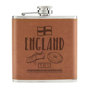 Top Of The League Stainless Steel Hip Flask Other Bar Tools & Accessories