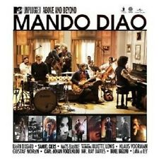 "MANDO DIAO ""MTY UNPLUGGED ABOVE & BEYOND"" CD NEU"