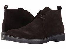 Men's Calvin Klein Jae Dark Brown Suede Chukka SZ 10 MSRP 150$