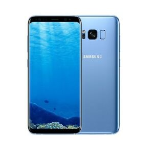 Samsung-Galaxy-S8-G950FD-Duos-SIM-4G-LTE-64GB-Coral-Blue-Ship-From-EU-garant