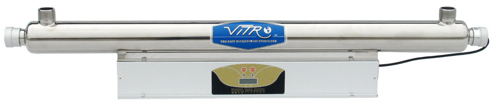 Uv sterilizer,Pure water Clarifier  purifier for home,lab&med use 3000L hour