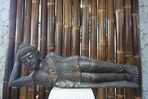 Relax Schlafend Buddha Liegend Buddha Lavastein Statue Skulptur Asie ...