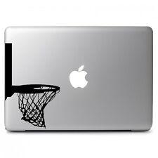 Basketball Hoop for Apple Macbook Air Pro Laptop Car Window Vinyl Decal Sticker