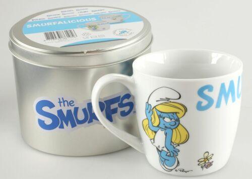 Art de la Table Schtroumpfs (Les) Mug en céramique, Schtroumpfette 'Falicious' K