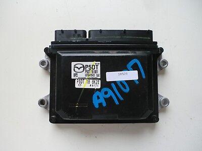 FORD OEM ENGINE CONTROL MODULE UNIT ECU ECM PCM ES7A-12A650-GF RVJ6