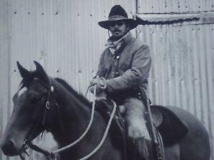 b0531256d2a8b Image is loading Jay-Dusard-Cowboy-Portrait-Poster-Skeeter-Clark-Buckaroo-