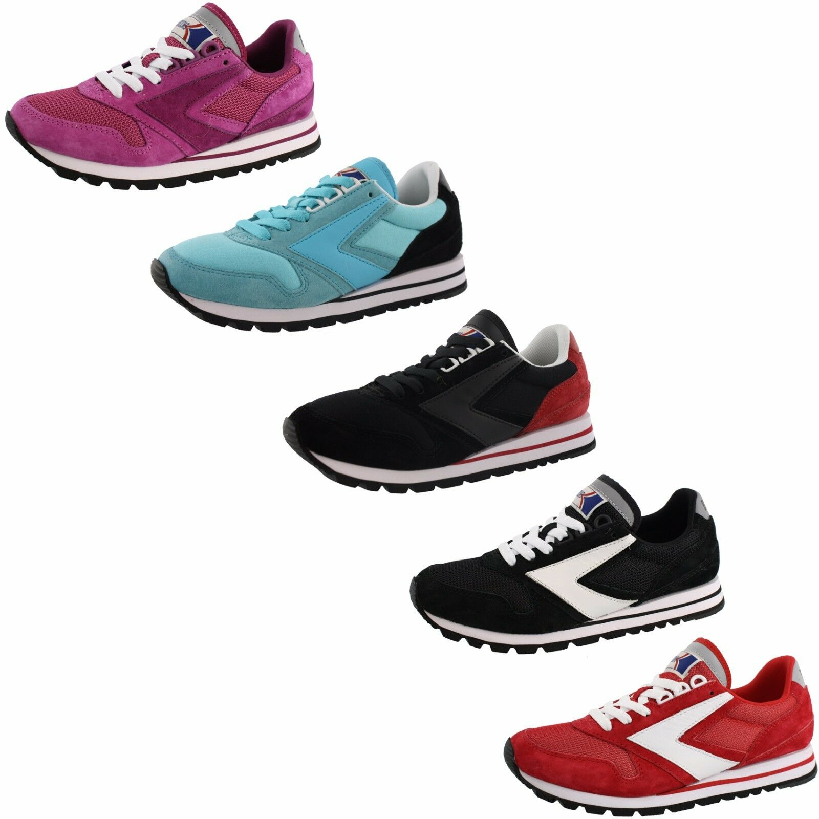 WOMENS BROOKS CHARIOT CLASSIC RETRO SHOES
