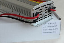 Spannungswandler 12V auf 24V 250W 20A Converter Regulator Wandler Standheizung