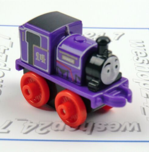 THOMAS /& FRIENDS Minis Train Engine 2015 CLASSIC Charlie ~ NEW ~ Weighted