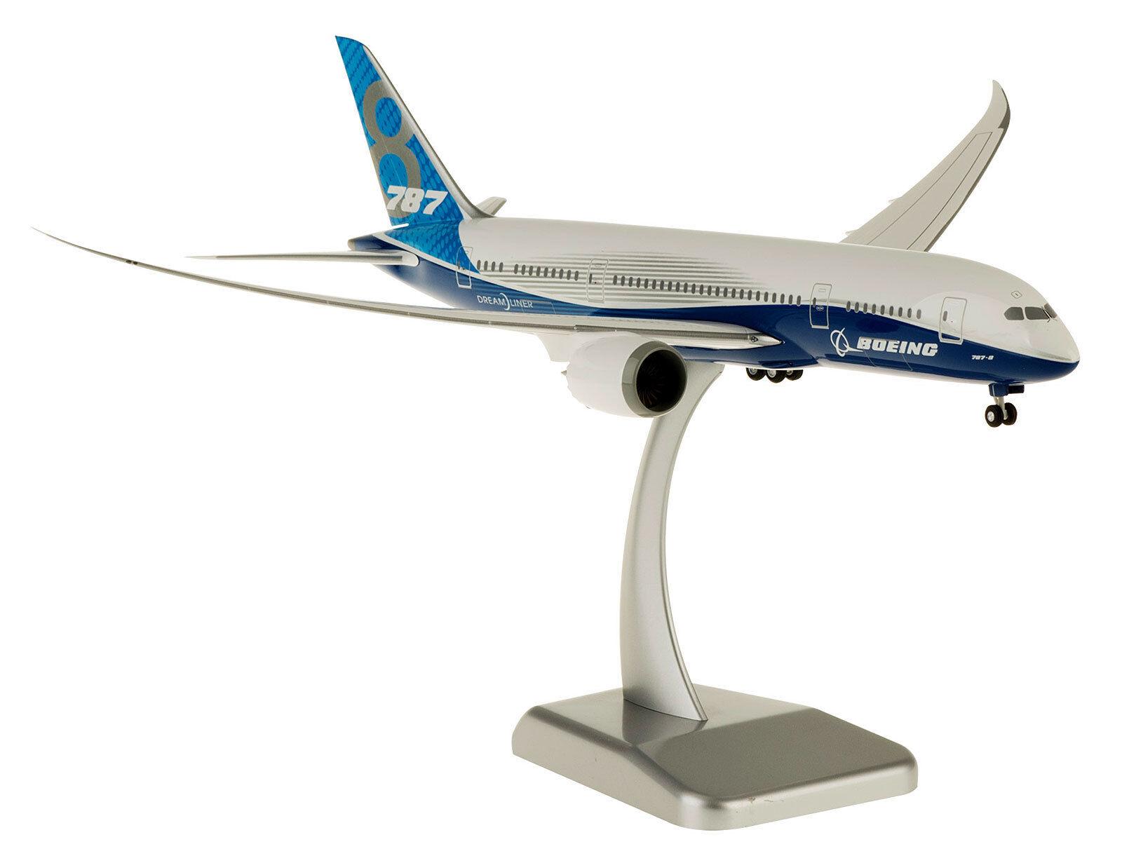 Boeing House Color 787-8 Hogan Wings 10857 modèle d'avion Nouveau b787 Dreamliner | Brillance De Couleur  | Vente  | Conception Habile  | Magasiner