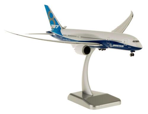Boeing House Color 787-8 Hogan Wings 10857 Flugzeug Modell NEU B787 Dreamliner