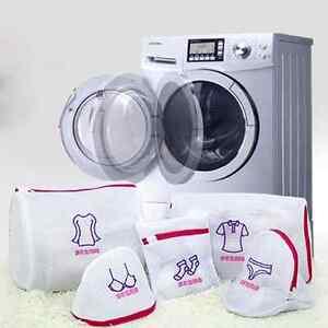 Underwear-Bra-Socks-Lingerie-Protect-Washing-Saver-Aid-Mesh-Net-Laundry-Bags55K