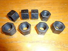 64-74 Mopar A B C E Body Cuda GTX Charger Axle Housing Dana 8 3/4 U-Bolt Nuts