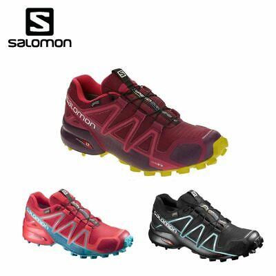 Salomon SPEEDCROSS 4 GTX W Damen Trail Running Schuhe | eBay