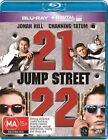 21 Jump Street / 22 Jump Street (Blu-ray, 2014, 2-Disc Set)