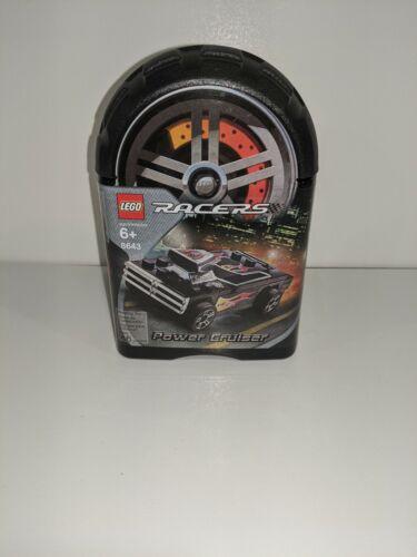 Lego Racers #8643 Power Cruiser Sealed Box