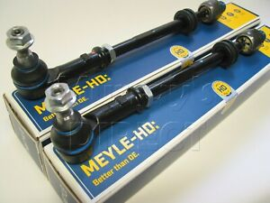 Pair-MEYLE-HD-Tie-Rods-Left-and-Right-for-VW-T4-Transporter-Camper-Van-97-04