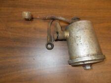 MG brass FA key blank for late TD TF MGTD MGTF with original ignition switch
